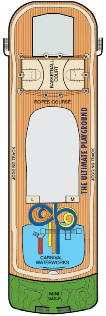 Deck 18 - Aft