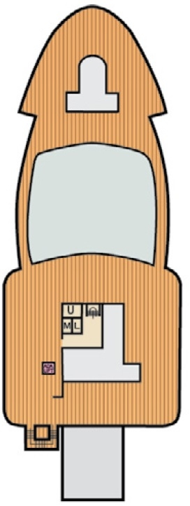Deck 19 - Forward